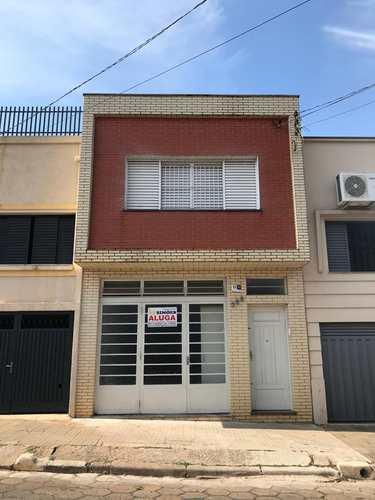 Sobrado, código 110 em Tatuí, bairro Centro