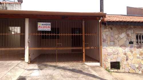 Casa, código 111 em Tatuí, bairro Jardim Manoel de Abreu