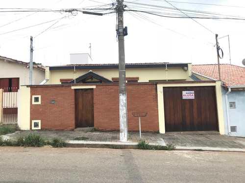 Casa, código 113 em Tatuí, bairro Vila Doutor Laurindo