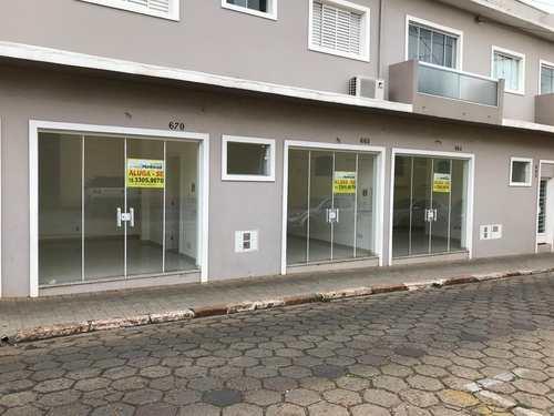 Salão, código 118 em Tatuí, bairro Centro