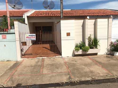 Casa, código 120 em Tatuí, bairro Jardim Andrea Ville