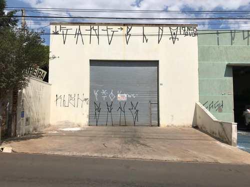 Armazém ou Barracão, código 121 em Tatuí, bairro Jardim Ternura