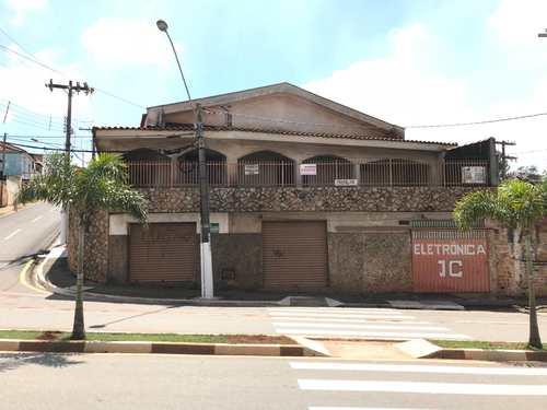 Casa, código 123 em Tatuí, bairro Vila Santa Adelia