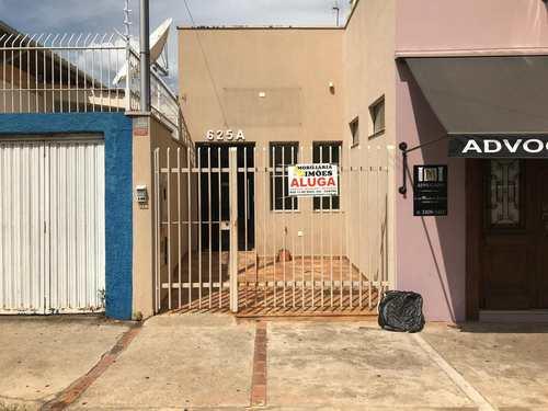 Casa Comercial, código 125 em Tatuí, bairro Centro
