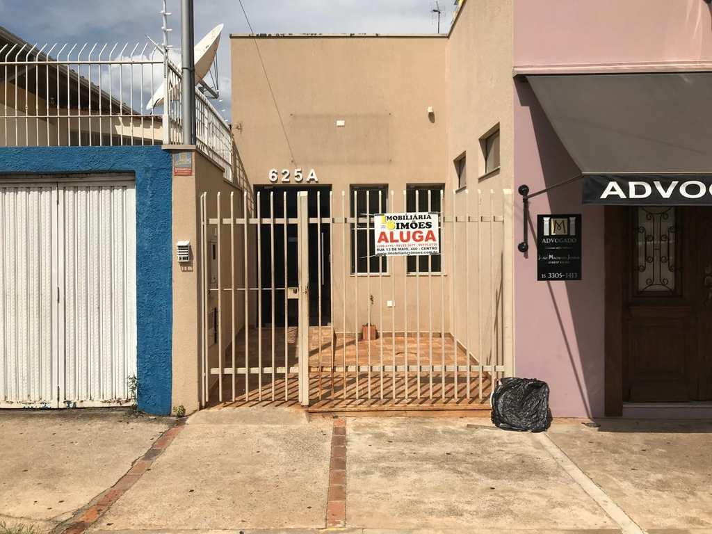 Casa Comercial em Tatuí, no bairro Centro