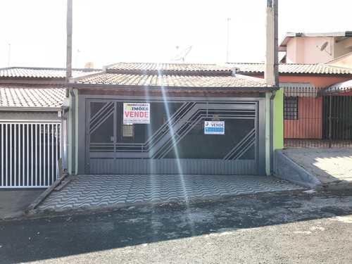 Casa, código 126 em Tatuí, bairro Vila Santa Emília