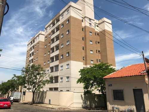 Apartamento, código 127 em Tatuí, bairro Centro