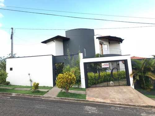 Sobrado, código 129 em Tatuí, bairro Colina Verde