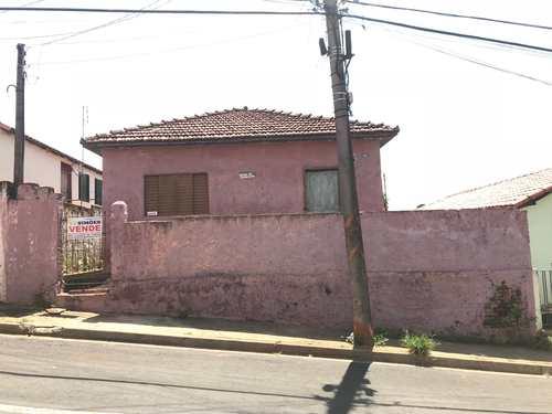 Casa, código 132 em Tatuí, bairro Vila Santa Adelia