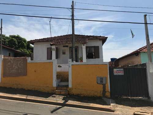Casa, código 133 em Tatuí, bairro Vila Santa Adelia