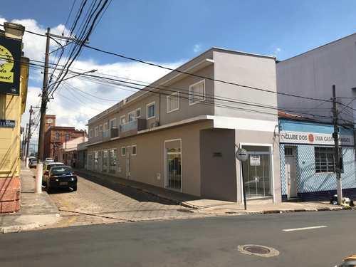 Salão, código 136 em Tatuí, bairro Centro