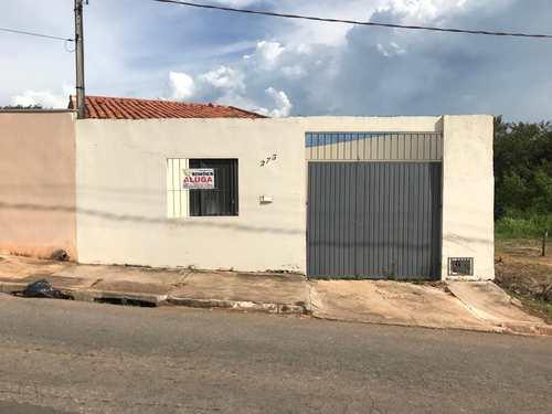 Casa, código 137 em Tatuí, bairro Vila Juca Menezes