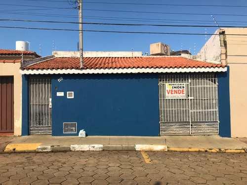 Casa, código 143 em Tatuí, bairro Centro