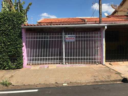 Casa, código 144 em Tatuí, bairro Loteamento Modena