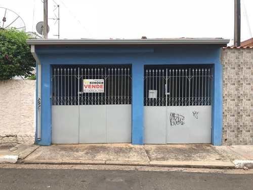 Casa, código 145 em Tatuí, bairro Centro