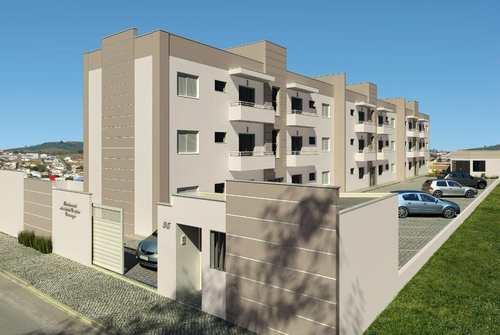 Apartamento, código 146 em Tatuí, bairro Residencial Guedes
