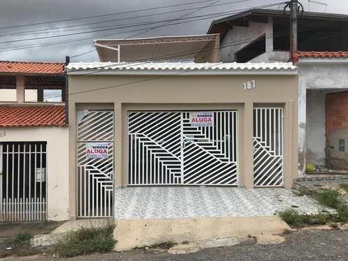 Casa, código 152 em Tatuí, bairro Jardim Paulista