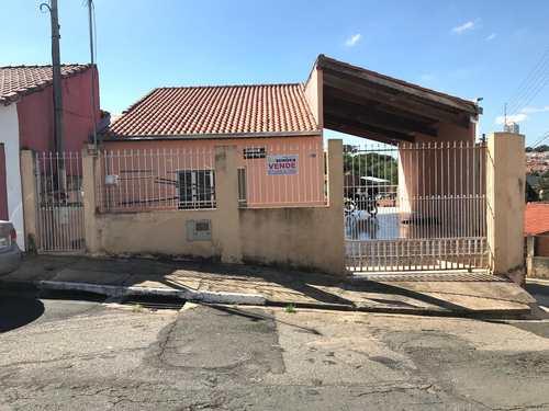 Casa, código 155 em Tatuí, bairro Vila São Cristóvão