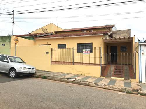 Casa, código 163 em Tatuí, bairro Vila Doutor Laurindo