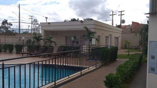 Apartamento, código 165 em Tatuí, bairro Centro