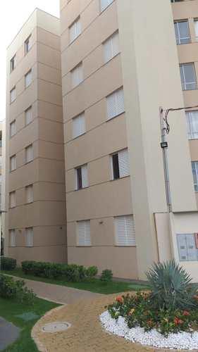 Apartamento, código 166 em Tatuí, bairro Jardim San Raphael