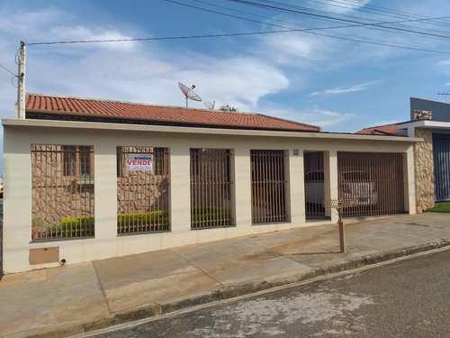 Casa, código 176 em Tatuí, bairro Nova Tatuí