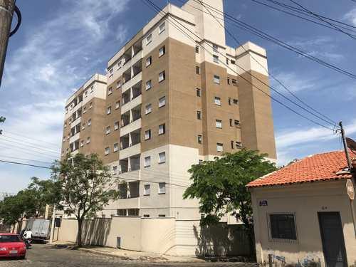 Apartamento, código 180 em Tatuí, bairro Centro