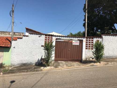 Casa, código 188 em Tatuí, bairro Vila São Paulo