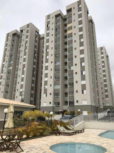 Apartamento, código 191 em Tatuí, bairro Chácara Junqueira