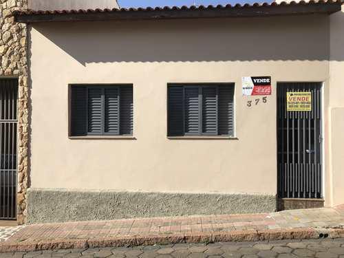 Casa, código 192 em Tatuí, bairro Centro