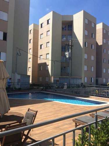 Apartamento, código 193 em Tatuí, bairro Vila São Lázaro