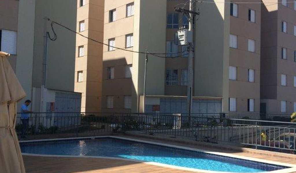 Apartamento em Tatuí, bairro Vila São Lázaro