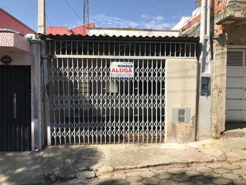 Casa, código 194 em Tatuí, bairro Centro