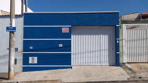 Casa, código 199 em Tatuí, bairro Residencial Alvorada