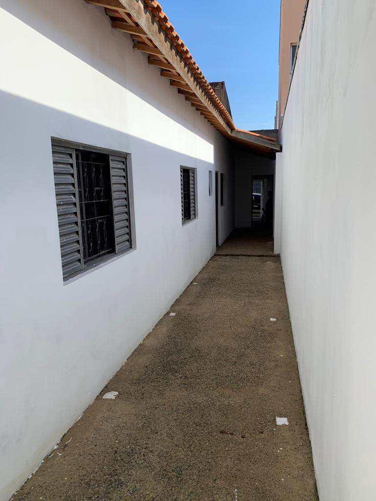 Casa em Tatuí, no bairro Jardim Santa Cruz