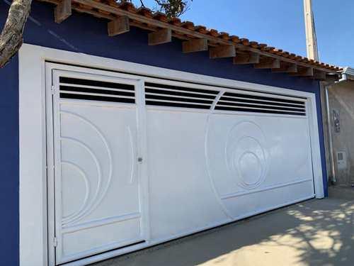 Casa, código 201 em Tatuí, bairro Jardim Santa Cruz