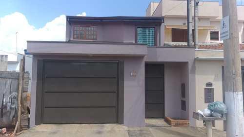 Casa, código 219 em Tatuí, bairro Jardim Residencial Santa Cruz