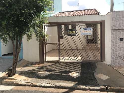 Casa, código 244 em Tatuí, bairro Jardim Lucila