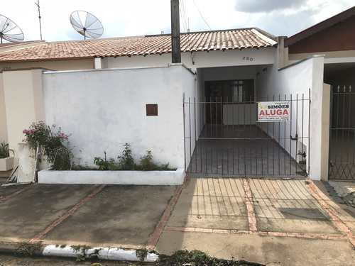 Casa, código 248 em Tatuí, bairro Jardim Andrea Ville