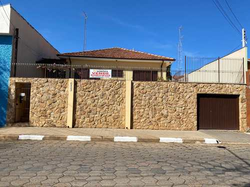 Casa, código 258 em Tatuí, bairro Centro
