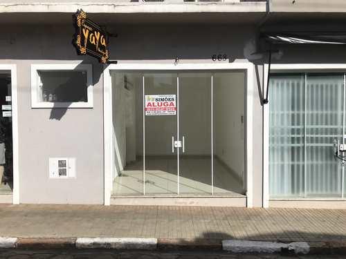 Sala Comercial, código 262 em Tatuí, bairro Centro
