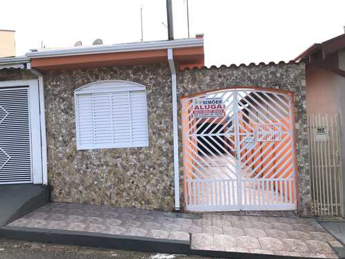 Casa, código 268 em Tatuí, bairro Vila Esperança