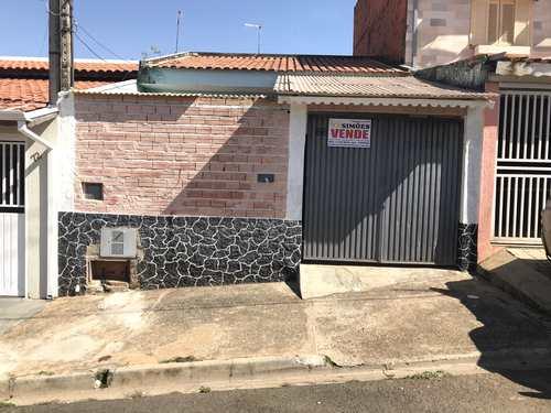 Casa, código 276 em Tatuí, bairro Jardim América