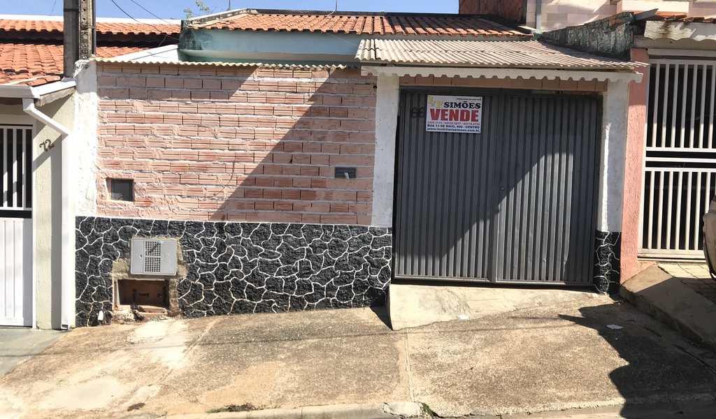 Casa em Tatuí, bairro Jardim América