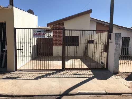Casa, código 281 em Tatuí, bairro Centro