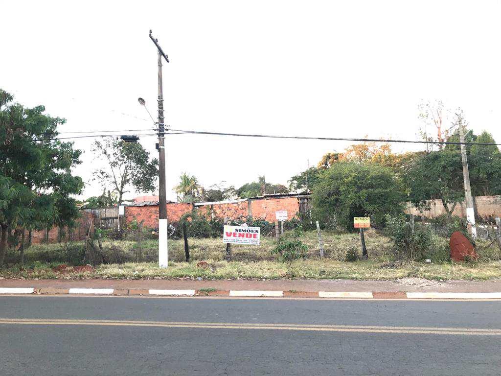 Terreno em Tatuí, no bairro Residencial Donato Flores