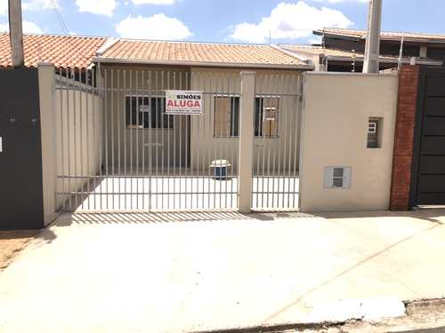 Casa, código 308 em Tatuí, bairro Jardim Primavera