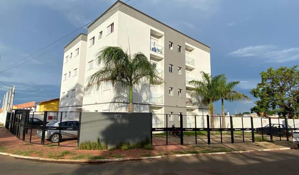 Apartamento em Tatuí, bairro Loteamento Residencial Juliana