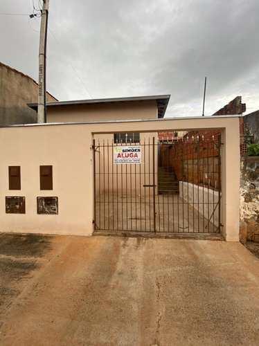 Casa, código 314 em Tatuí, bairro Jardim Lucila