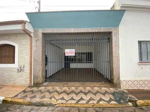 Casa, código 315 em Tatuí, bairro Centro